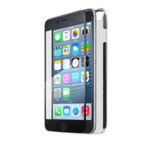 EXTRA by GRAMAS Ultimate Full Cover Glass set EXIP6LFCPC for iPhone 6s Plus / iPhone 6 Plus