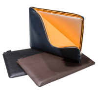 GRAMAS Meister Leather Sleeve Case MI8305MB12 for MacBook 12inch