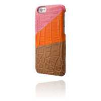 GRAMAS Meister Crocodile Case SAPEUR Limited MI8086SAP for iPhone 6s / iPhone 6
