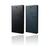 GRAMAS Full Leather Case BATMAN / SUPERMAN LC644 for iPhone 6 Plus
